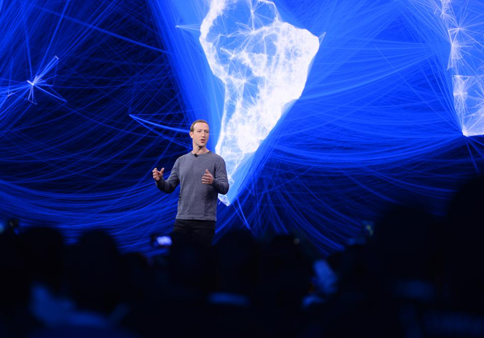 Facebook developer conference F8