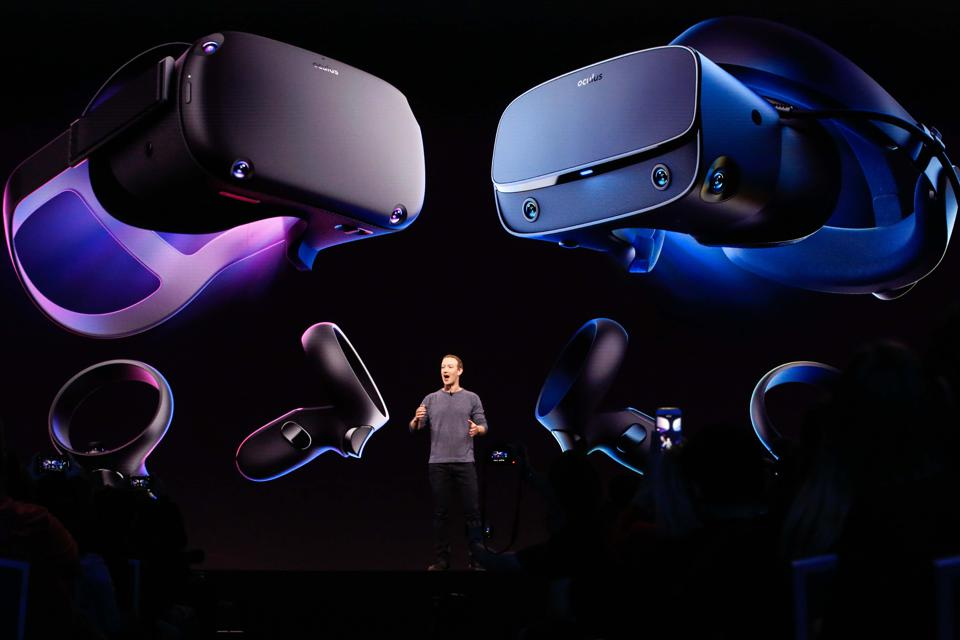 Facebook Reportedly Developing 'Multiple Successors' To Oculus Quest VR Headset That Are Smaller, Lighter, And More Powerful