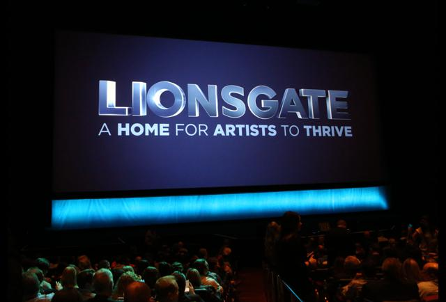 Lionsgate Disappoints Wall Street, Shares Slump