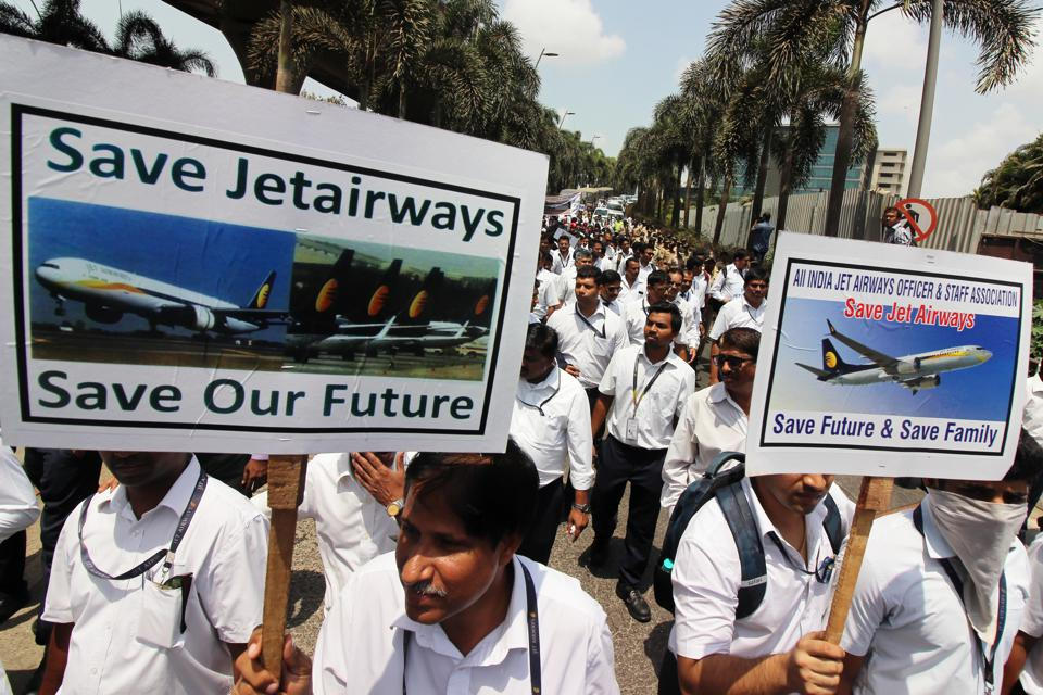 Indian Jet Airways Crisis