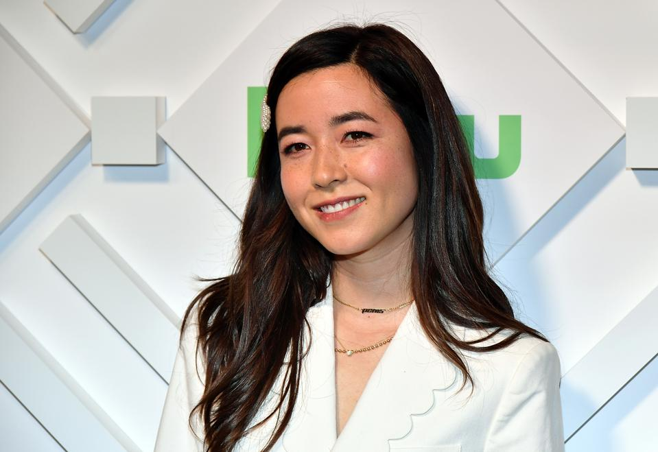 Maya Erskine, PEN15, Plue One, interview, Hulu, comedy, Anthony Scaramucci, Donald Trump
