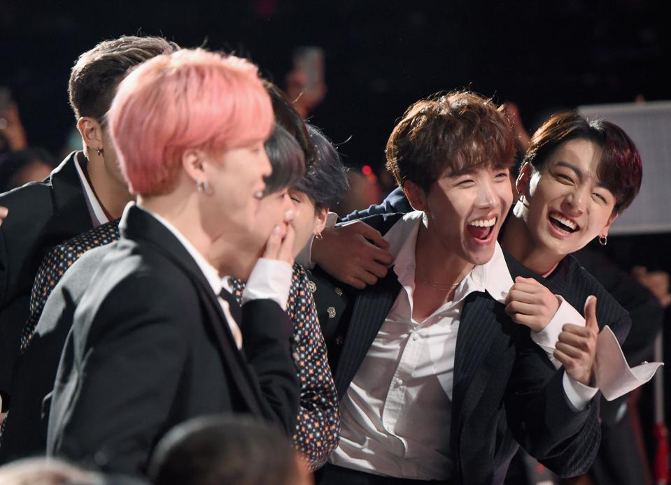 BTS at 2019 Billboard Music Awards
