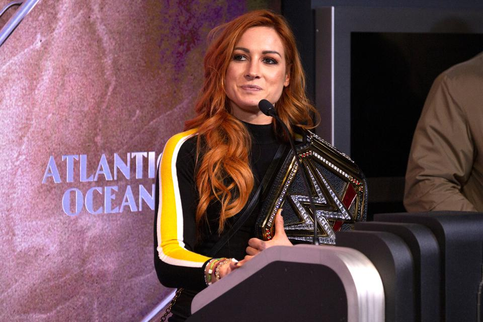 WWE WrestleMania 36 Results: Becky Lynch Badly Needs A Break ...