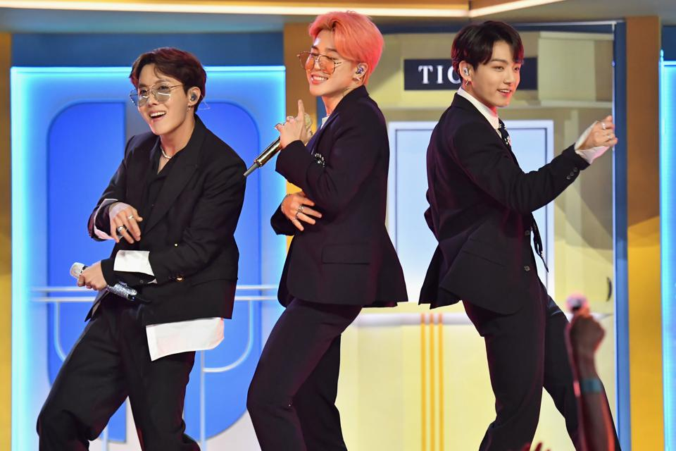 Four Ways BTS's 'Boy With Luv' Made History In Canada