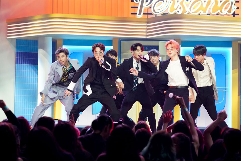 BTS at Billboard Music Awards 2019