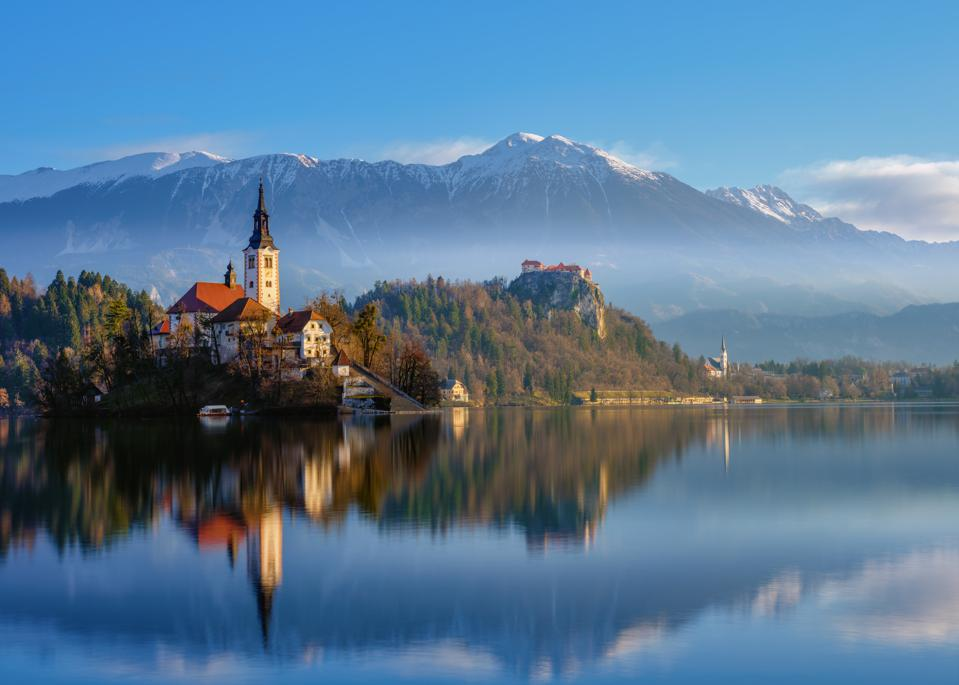 Slovenia where to go 2020