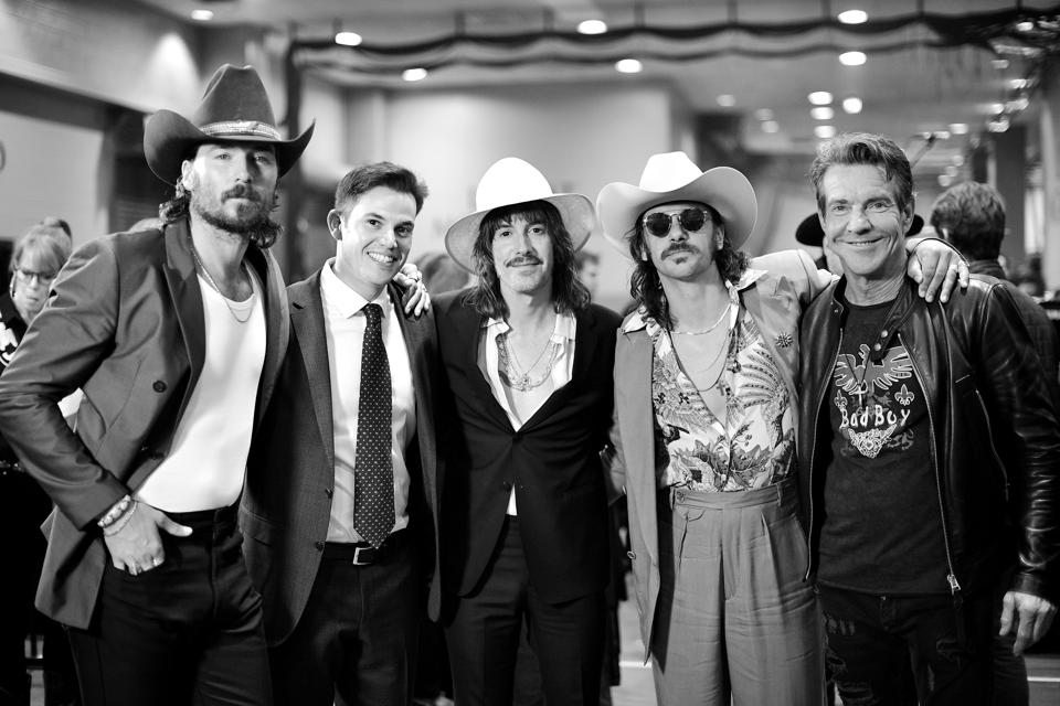 54th Academy Of Country Music Awards - Backstage