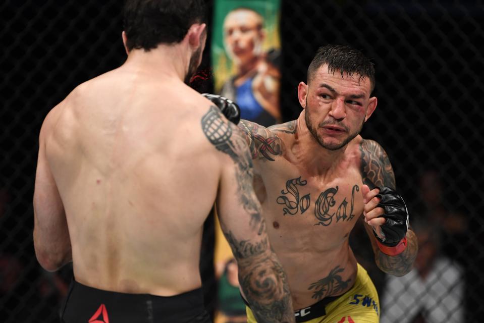 UFC Fight Night: Swanson v Burgos