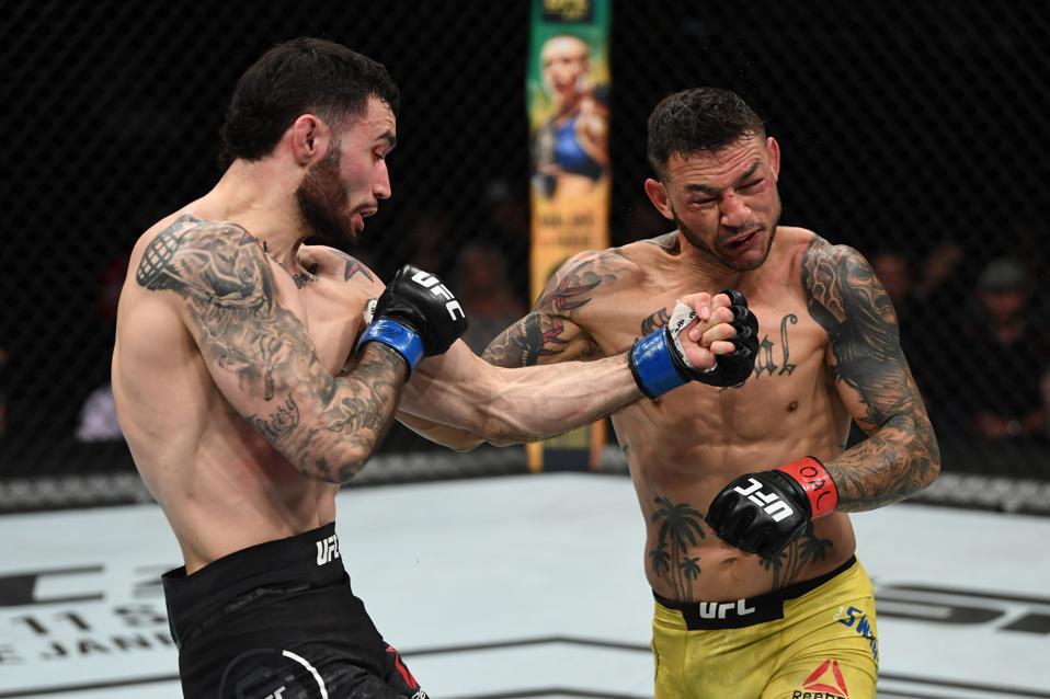 UFC 244 Preview And Picks: Can Shane Burgos Continue To Climb ...