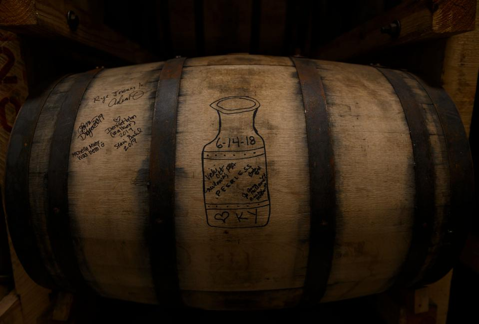 A New Golden Age For Marketing Bourbon