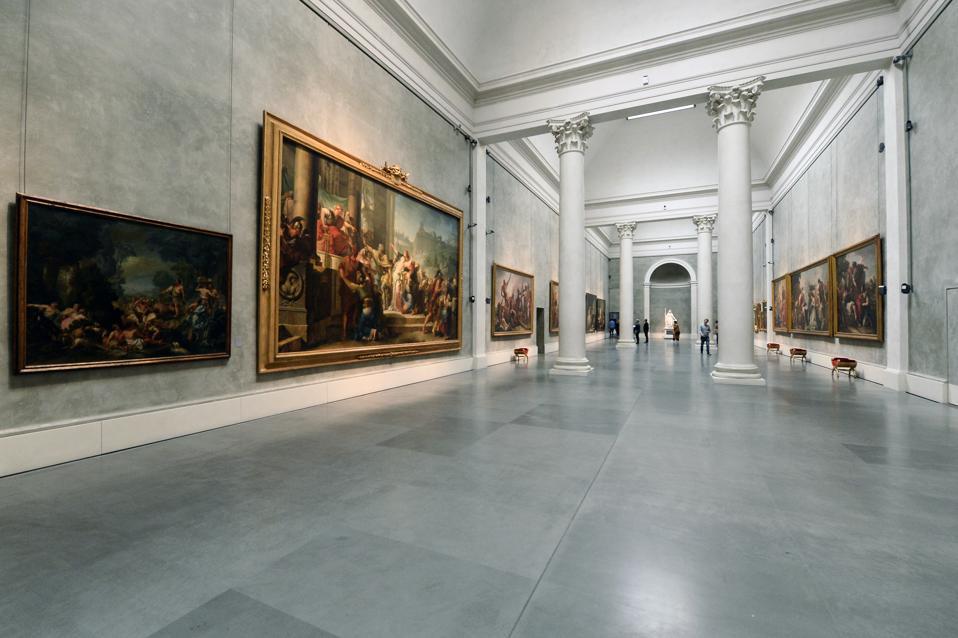 Director Simone Verdi Unveils Galleria Nazionale della Pilotta New   Museum Layout