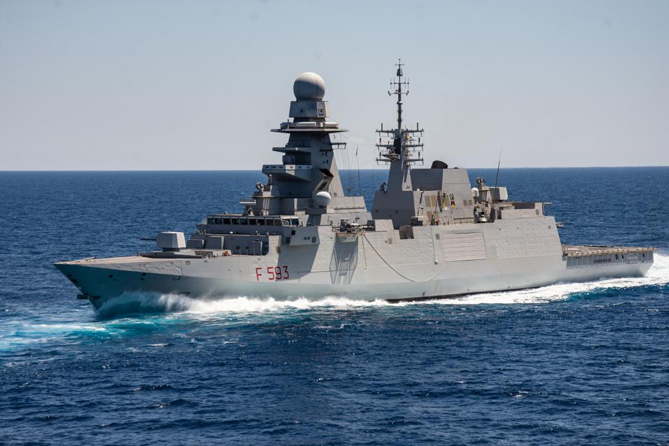 Secrecy Is Distorting The 4-Way Race For America's Next Frigate