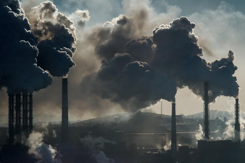 Black carbon footprint