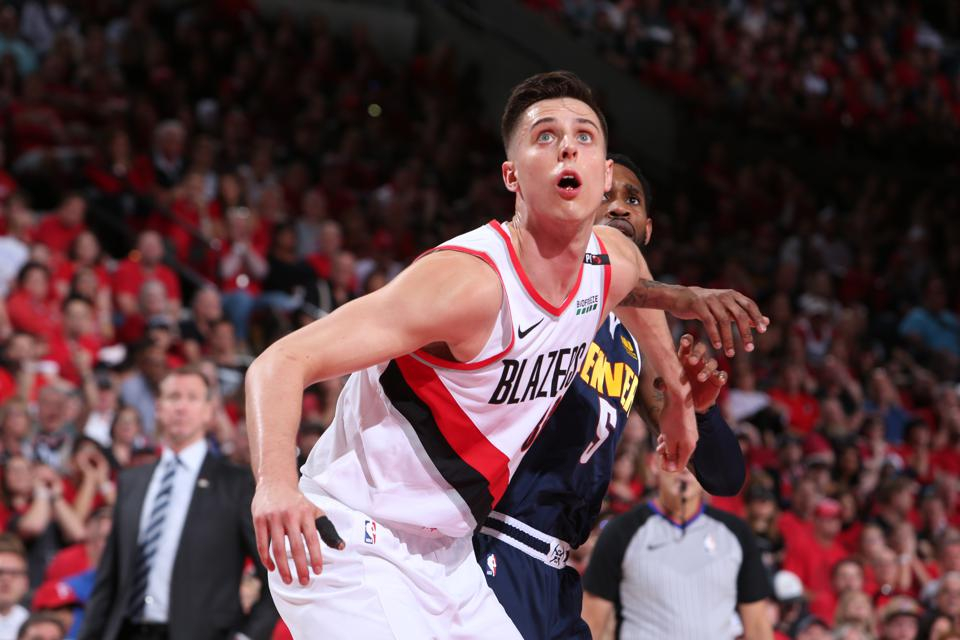 Western Conference Semifinals - Denver Nuggets v Portland Trail Blazers