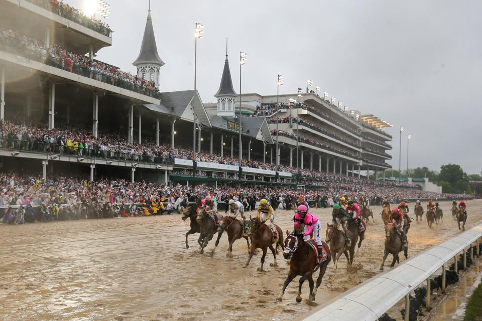 Horse racing remains steadfast in spite of Coronavirus.