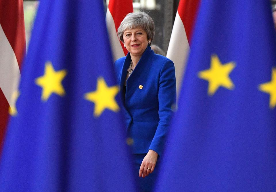 EU Leaders Discuss Brexit Extension At Brussels Summit