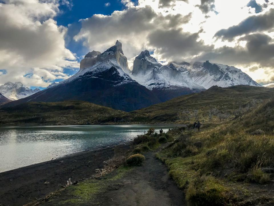 CHILE-TOURISM-TORRES DEL PAINE