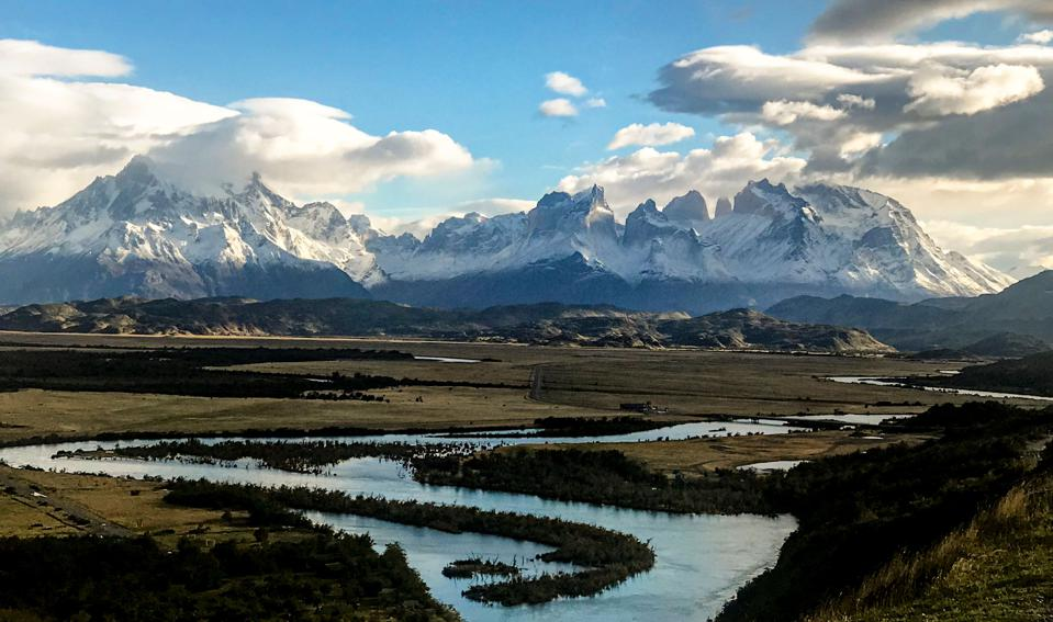 TOPSHOT-CHILE-TOURISM-TORRES DEL PAINE: The past, present and future we need to protect from Climate Emergency and Climate Change with Sustainable and impact investing / investment