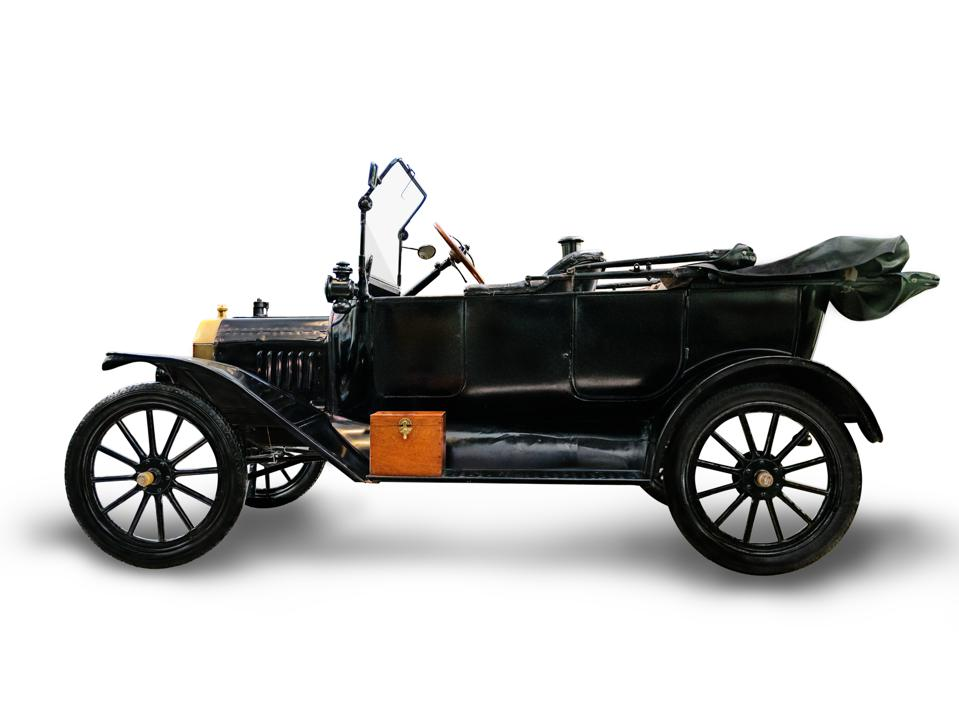 The automobile industry has come a long way. Higher education can innovate, too.