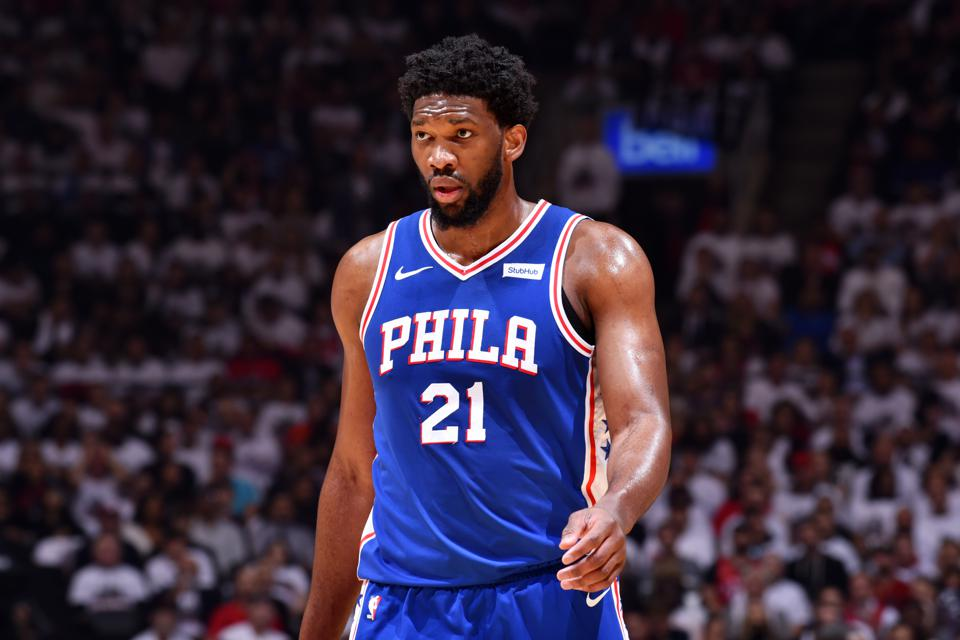 Image result for Joel embiid