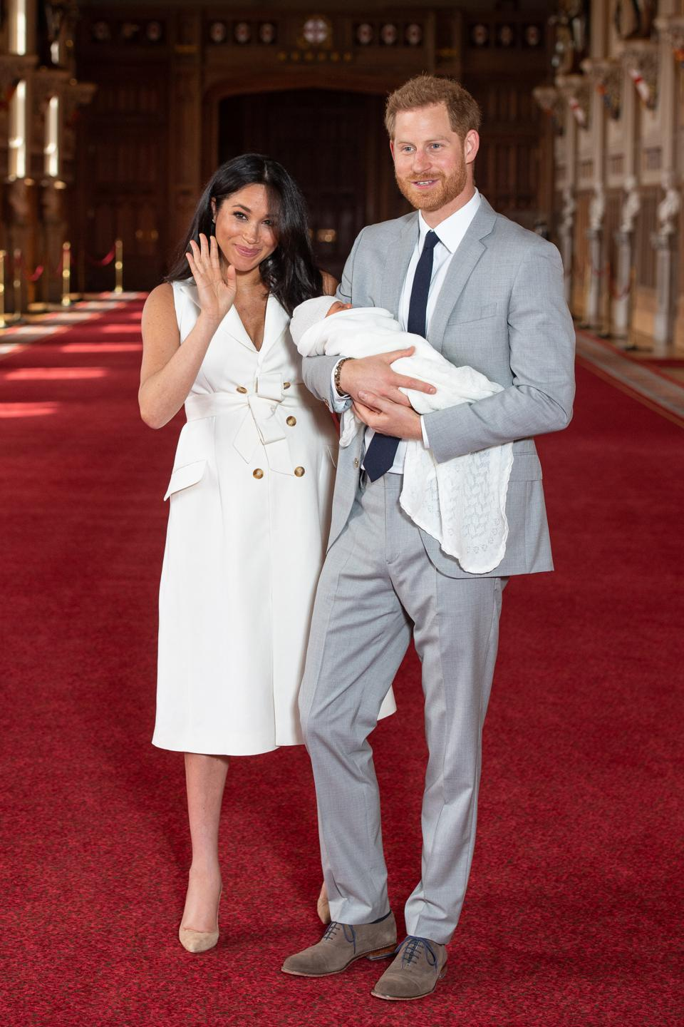 Why Meghan Markle And Prince Harry Want Total Privacy For