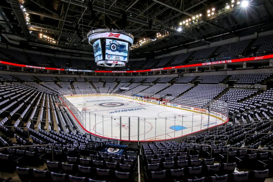 St. Louis Blues vs. Winnipeg Jets - Game One