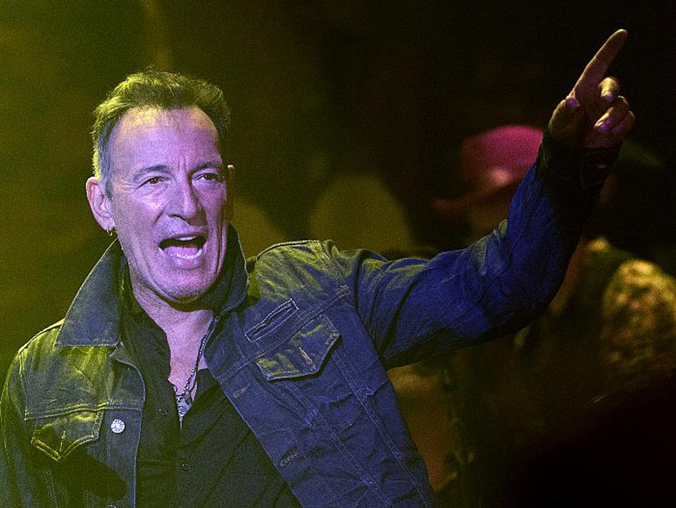 Bruce Springsteen di Little Steven dan The Disciples Of Soul In Concert - Asbury Park, NJ