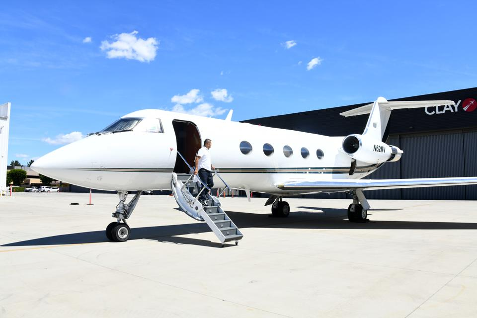 Justin Combs & Friends Fly Into Coachella With VOMOS and Cîroc...