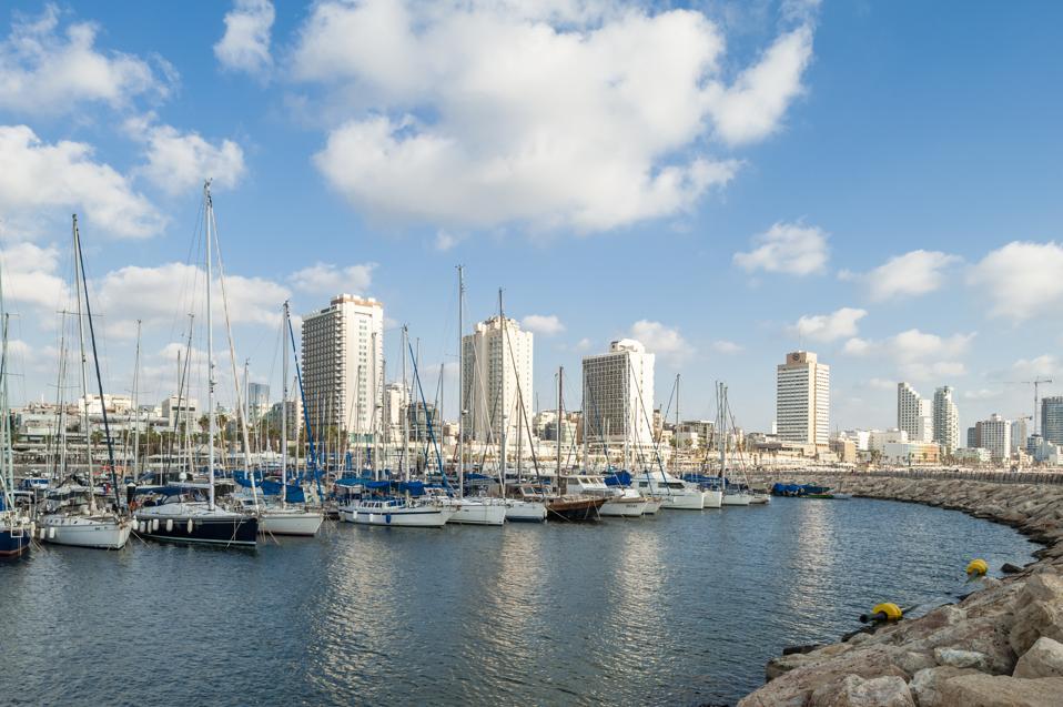 Marina Tel Aviv, Israel