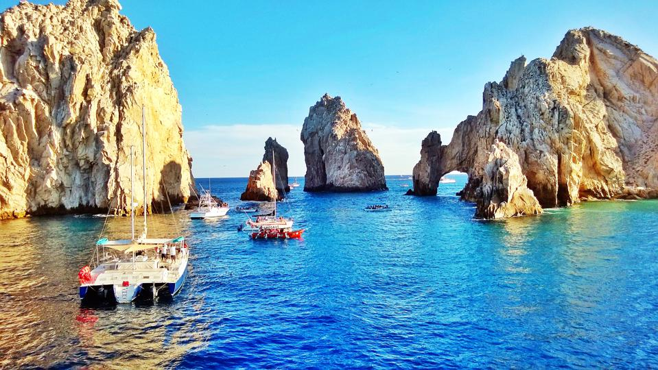 Los Cabos offers near-perfect weather