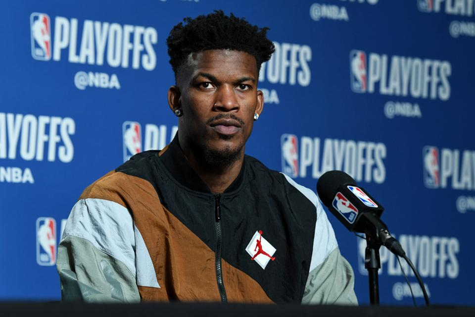 The Rockets Renew Their Pursuit Of Jimmy Butler