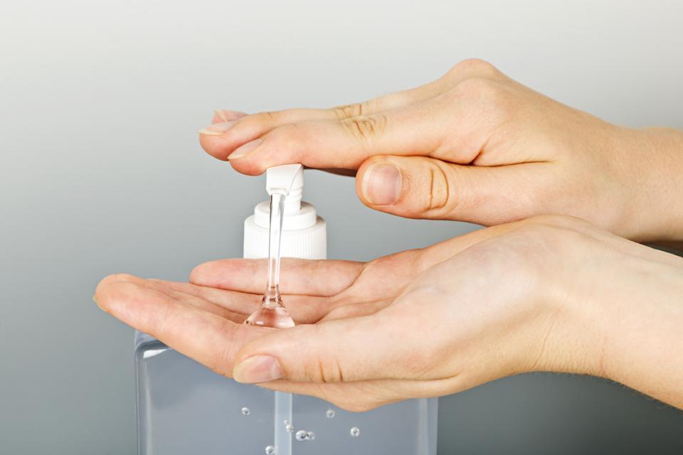 New York hand sanitizer coronavirus COVID-19