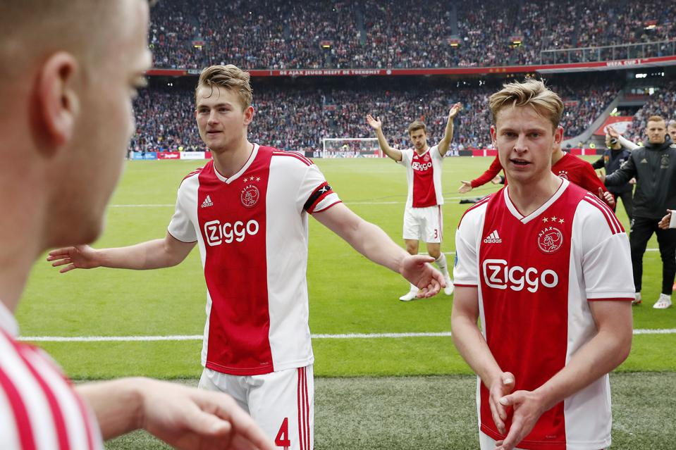 FC Barcelona are looking to the Dutch Eredivisie for the talents of tomorrow.