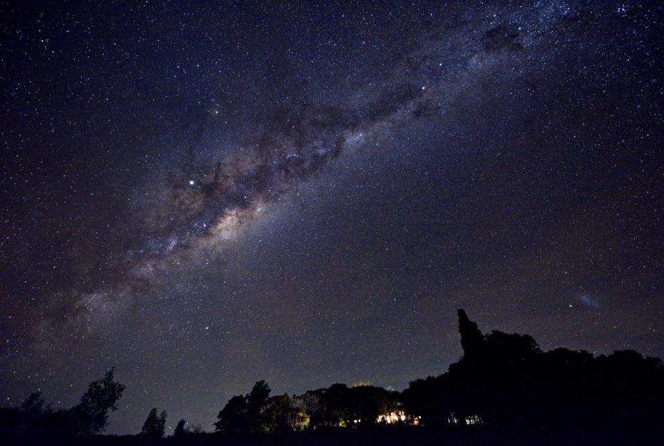 URUGUAY-ASTRONOMY-MILKY WAY-GALACTIC CENTRE