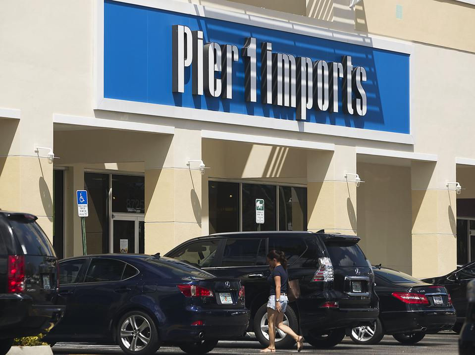 Pier 1 Imports Considers Closing 15 Percent Of Its Stores After Disappointing 4th Quarter