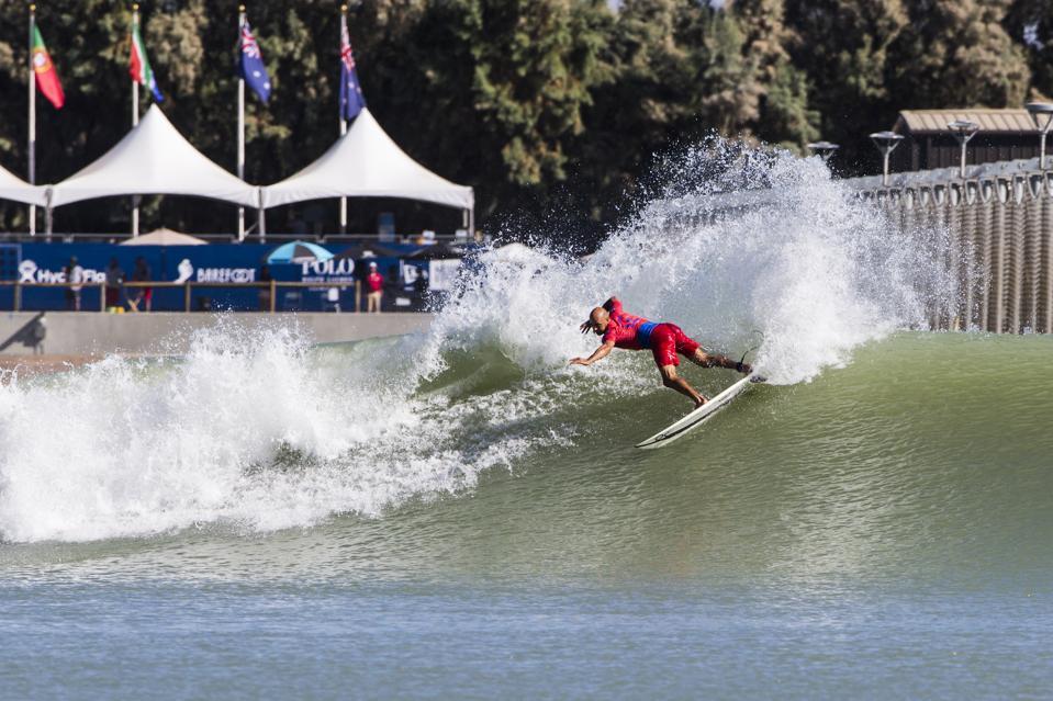 Surf Ranch Pro 2018 Kelly Slater