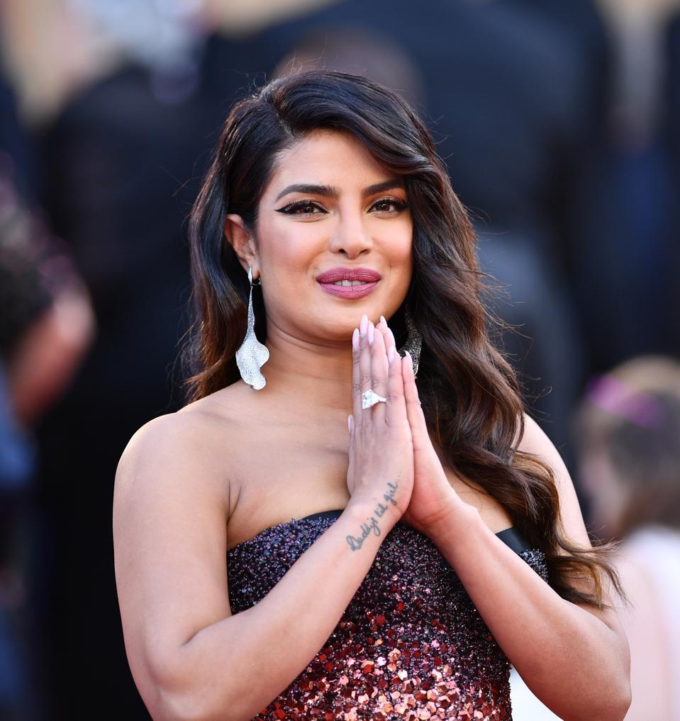 72nd Cannes Film Festival, Priyanka Chopra