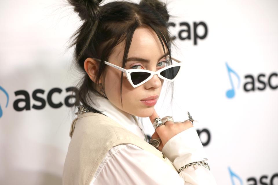 Billie Eilish Ties One Of Shania Twain's Most Unfortunate Chart Records