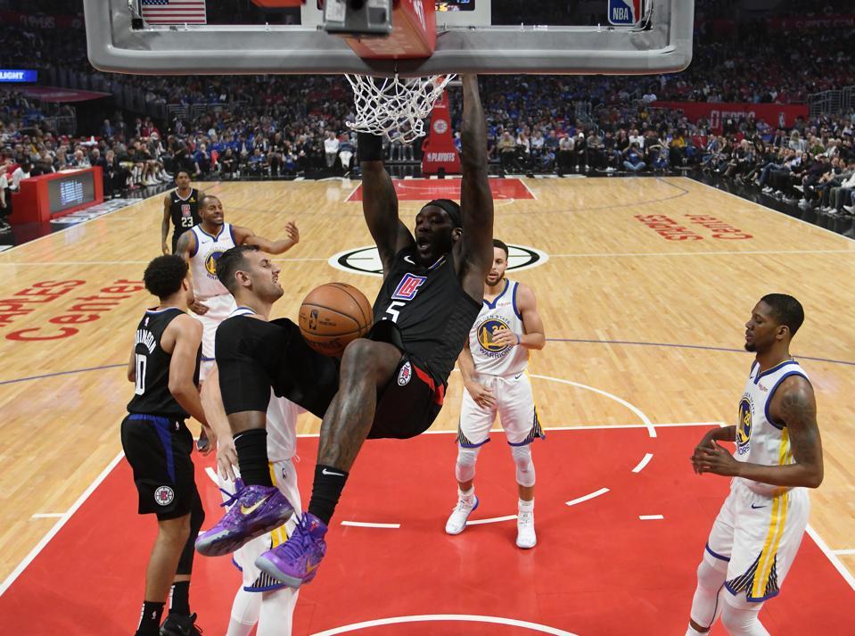 Montrezl Harrell's Uncertain Future Puts Pressure On Clippers
