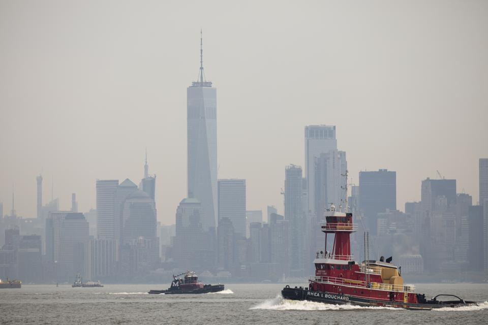Recent Report Ranks New York City / New Jersey Area As Having 10th Worst Smog Levels In Country