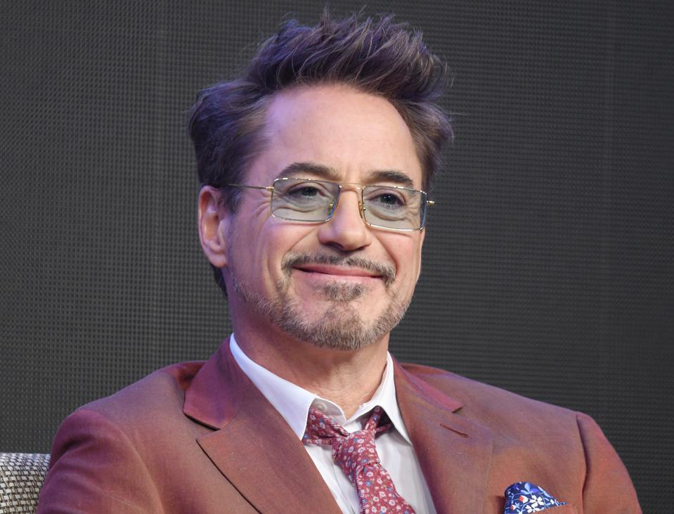 'Avengers: End Game' Press Conference In Seoul