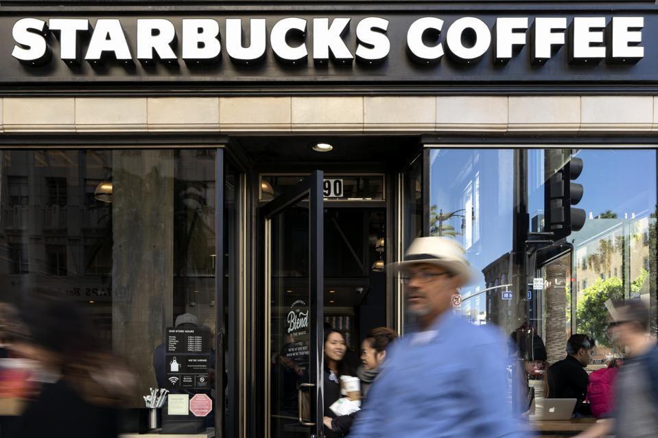 Starbucks' Open Bathroom Policy Comes With Heavy Cost, Study Finds