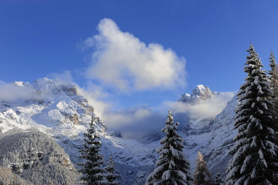 The Brenta Dolomites, Dolomites