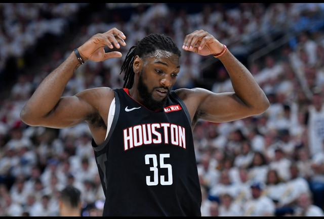 Will The Rockets Look To Bring Back Kenneth Faried?