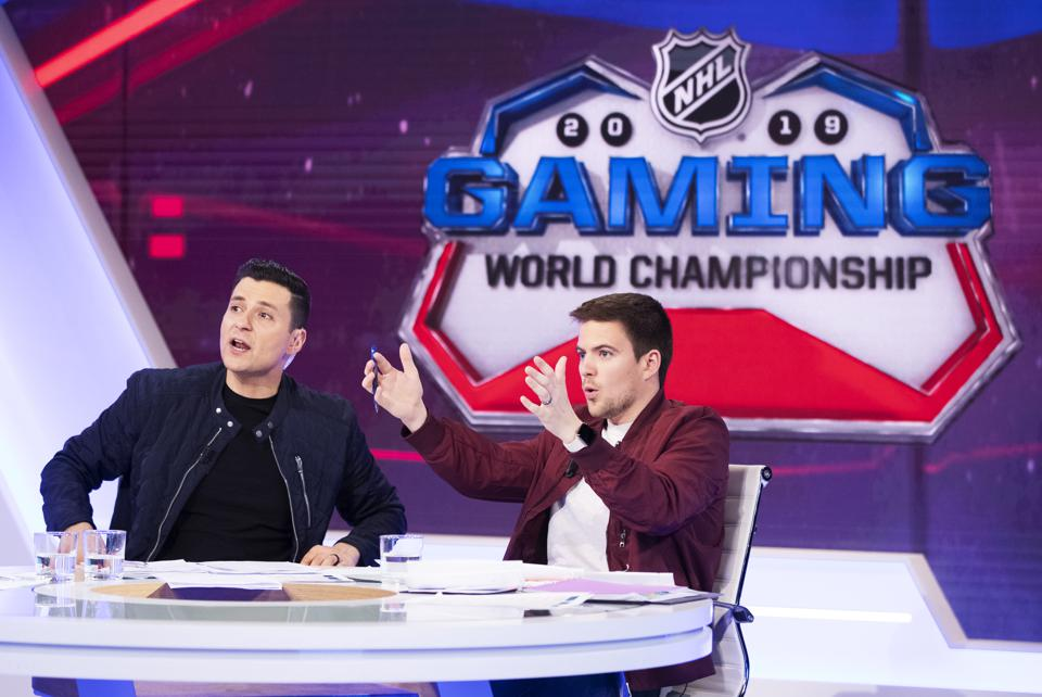 2019 NHL Gaming World Championship - European Live Regional Final