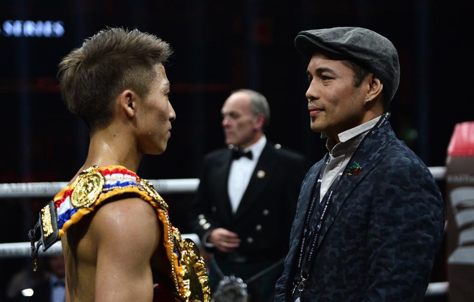 Muhammad Ali Trophy Semi-Finals - World Boxing Super Series Fight Night