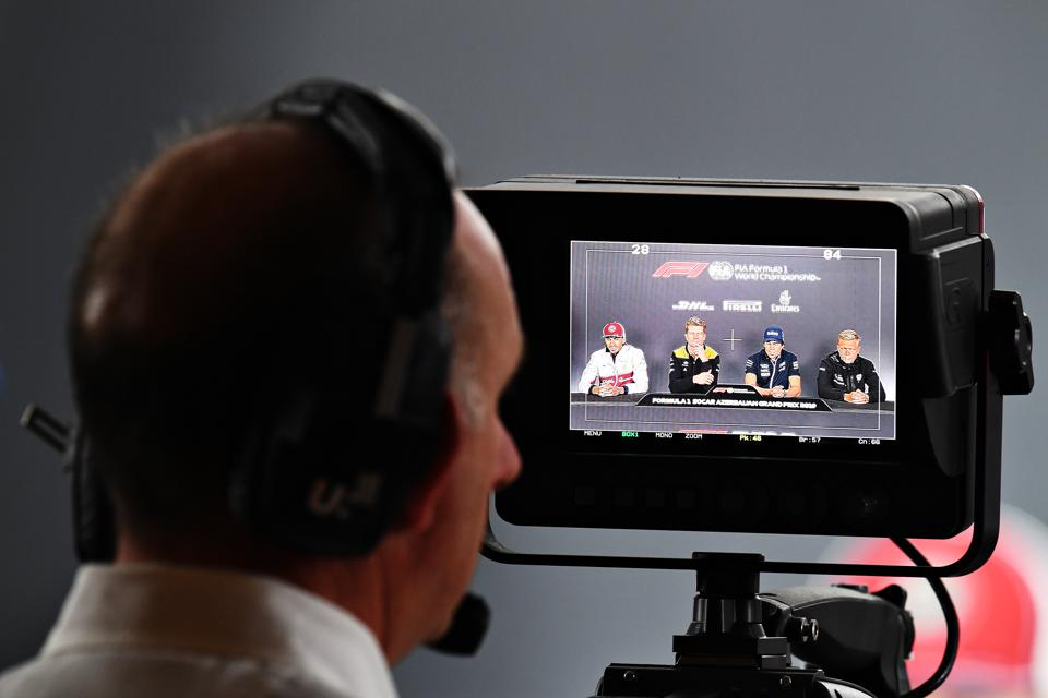 A surge in the number of Pay TV broadcasters has driven down F1's audience (Clive Mason/Getty Images)