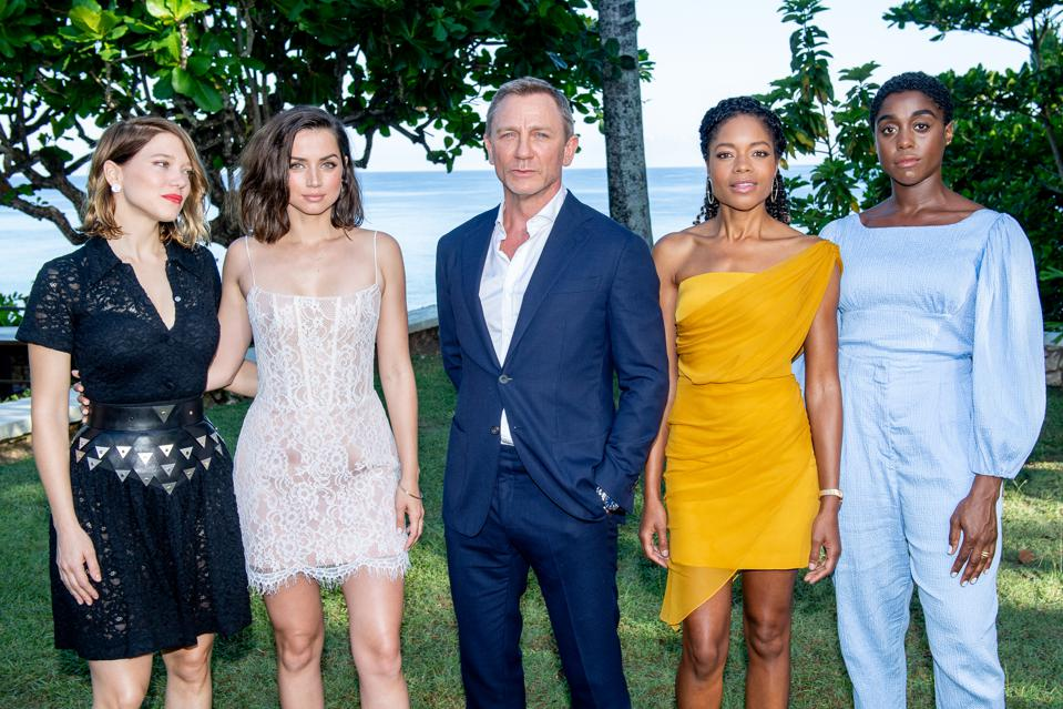 ″Bond 25″ Film Launch at GoldenEye, Jamaica