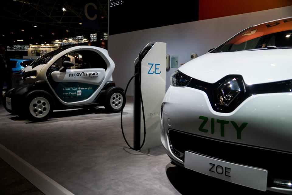 EVS32 International Electric Vehicle Symposium In Lyon