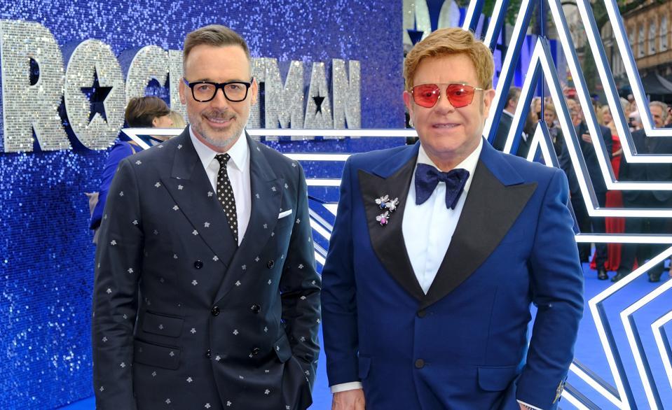 ″Rocketman″ UK Premiere - VIP Arrivals